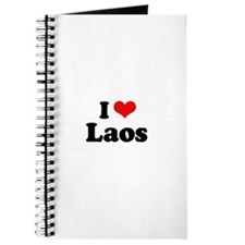 I love Laos Journal