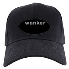 """Wanker"" Baseball Hat"