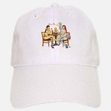 Strip Poker Baseball Baseball Cap