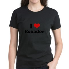 I love Ecuador Tee