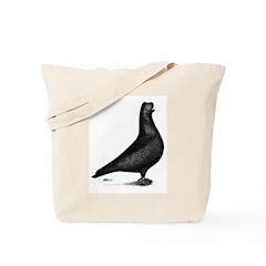 Prager Shortface Pigeon Tote Bag