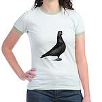 Prager Shortface Pigeon Jr. Ringer T-Shirt
