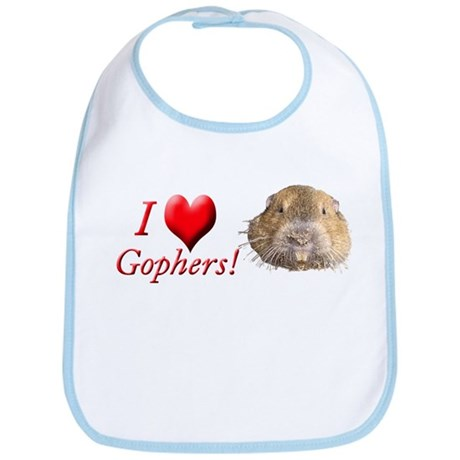Helaine''s Gopher Bib
