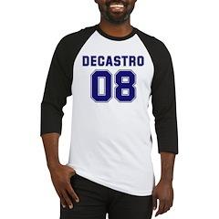 Decastro 08 Baseball Jersey