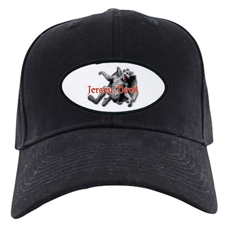 JERSEY DEVIL Black Cap