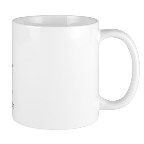 Talk prevents suicide Mug