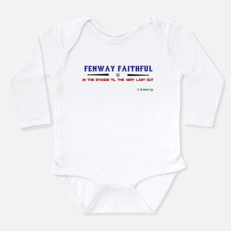 Fenway Faithful Body Suit