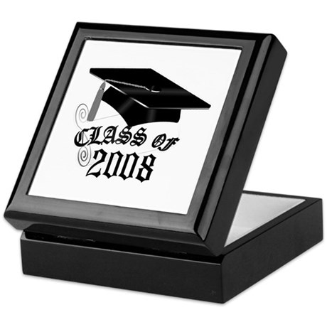 CLASS OF 2008 Keepsake Box