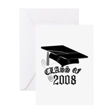 CLASS OF 2008 Greeting Card