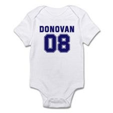 Donovan 08 Infant Bodysuit
