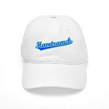 Retro Hamtramck (Blue) Baseball Cap