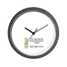 Cute Sexual assault prevention Wall Clock