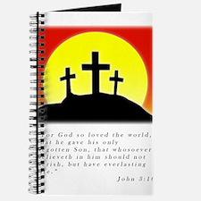 John 3:16 Christian Journal