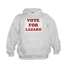 Vote for LAZARO Hoodie