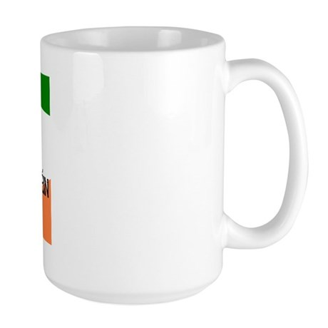 There is no sore ass like you Large Mug