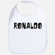 Ronaldo Faded (Black) Bib
