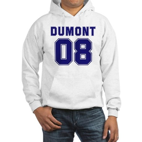 Dumont 08 Hooded Sweatshirt