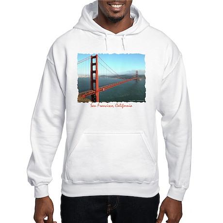 Golden Gate Bridge - Hooded Sweatshirt