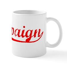 Vintage Champaign (Red) Mug