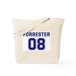 Forrester 08 Tote Bag