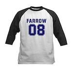 Farrow 08 Kids Baseball Jersey