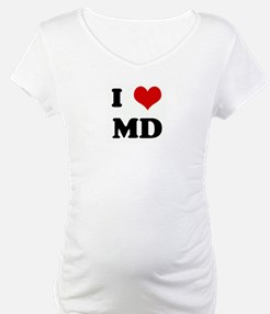 I Love MD Shirt