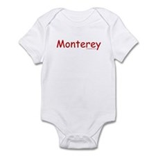 Monterey Red - Infant Creeper