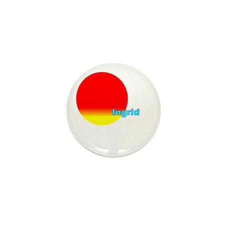 Ingrid Mini Button (10 pack)