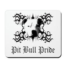 Pit Bull Pride Mousepad