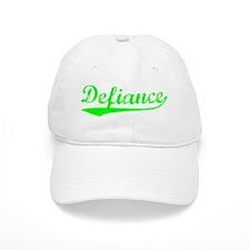 Vintage Defiance (Green) Baseball Cap