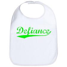Vintage Defiance (Green) Bib