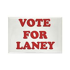 Vote for LANEY Rectangle Magnet (10 pack)