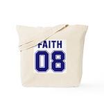 Faith 08 Tote Bag