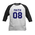 Faith 08 Kids Baseball Jersey