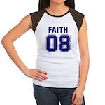 Faith 08 Women's Cap Sleeve T-Shirt