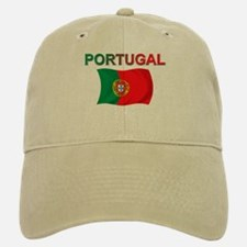 Portugal Baseball Baseball Cap