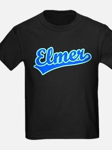 Retro Elmer (Blue) T