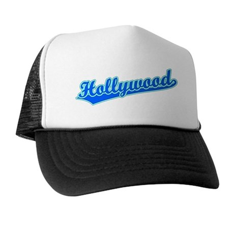 Retro Hollywood (Blue) Trucker Hat