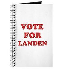 Vote for LANDEN Journal