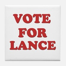 Vote for LANCE Tile Coaster