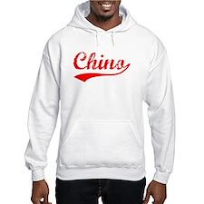 Vintage Chino (Red) Hoodie