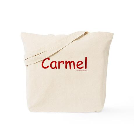 Carmel Red - Tote Bag