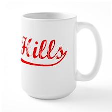 Vintage Chino Hills (Red) Mug