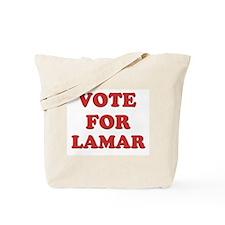 Vote for LAMAR Tote Bag