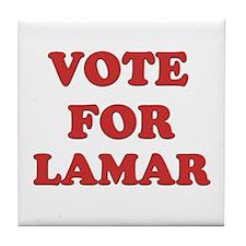 Vote for LAMAR Tile Coaster