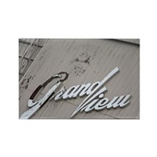 Grandview Drive In Rectangle Magnet (10 pack)