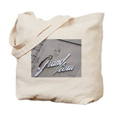 Grandview Drive In Tote Bag