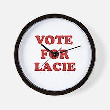 Vote for LACIE Wall Clock