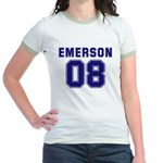 Emerson 08 Jr. Ringer T-Shirt