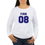 Finn 08 Women's Long Sleeve T-Shirt